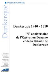 70e anniversaire de l'Opération Dynamo, version française...