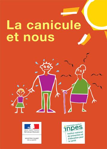 """Guide pratique """"La canicule et nous"""""""