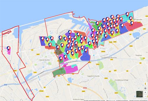 Retrouvez votre bureau de vote sur notre cartographie interactive en cliquant sur l'image !
