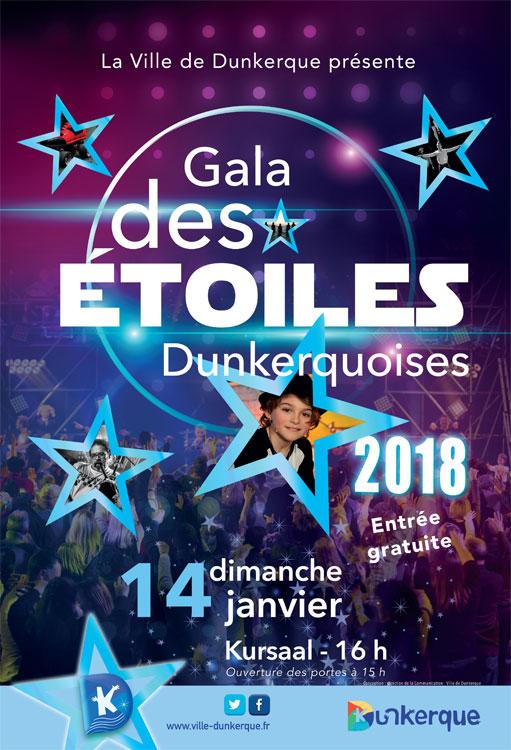 Le gala des étoiles 2018...