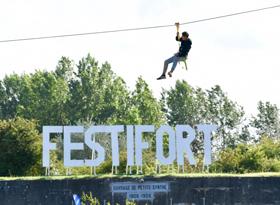 FestiFort : deux mois de vacances à deux pas de chez vous !