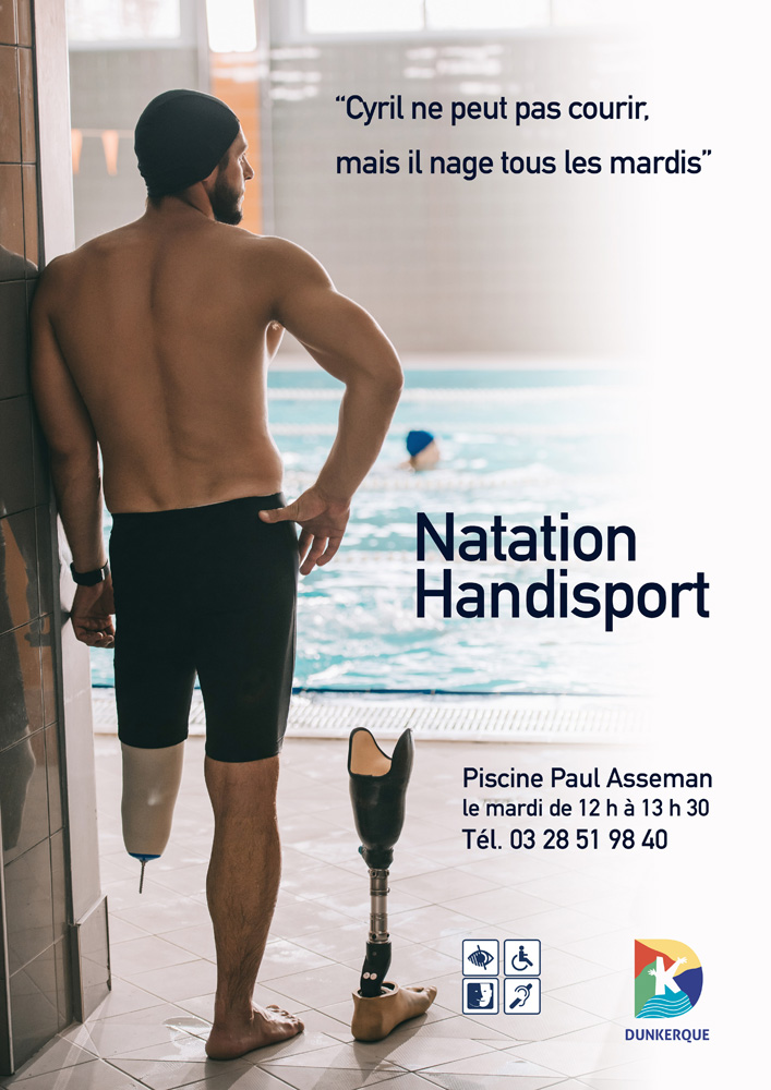 Natation Handisport