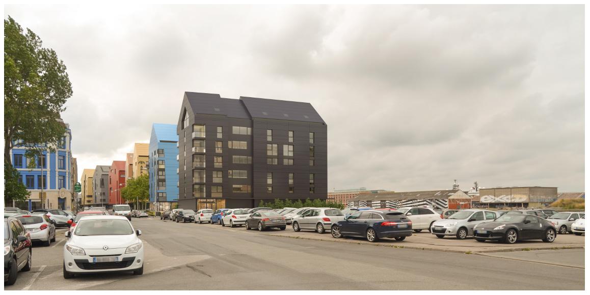 Bientôt, deux nouveaux bâtiments quai Freycinet...