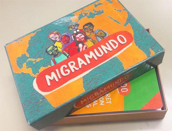 Migramundo, un jeu coopératif pour éduquer aux migrations !