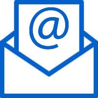 Contactez-nous par email !